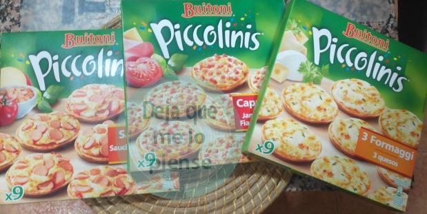 Piccolinis de Buitoni