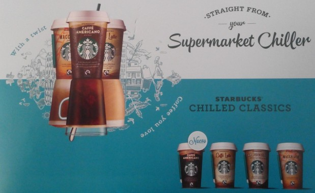 Café Starbucks ChilledClassics